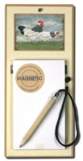 Magnetic Note Pad - Sussex